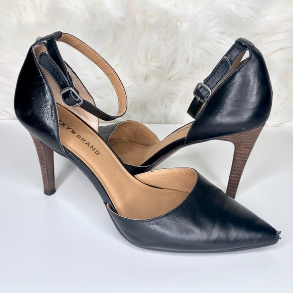 Lucky Brand Shoes - LUCKY BRAND | black pumps with straps
